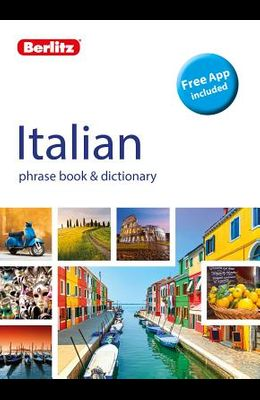 Berlitz Phrase Book & Dictionary Italian (Bilingual Dictionary)
