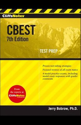 Cliffsnotes Cbest, 7th Edition