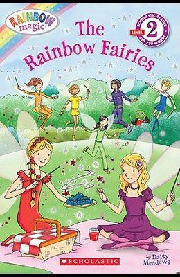 Scholastic Reader Level 2: Rainbow Magic: Rainbow Fairies: The Rainbow Fairies