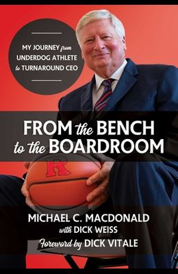 From the Bench to the Boardroom: My Journey from Underdog Athlete to Turnaround CEO