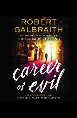 Career of Evil Lib/E