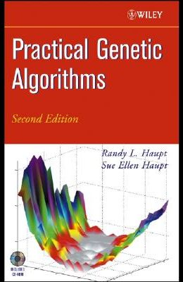 Practical Genetic Algorithms [With CDROM]