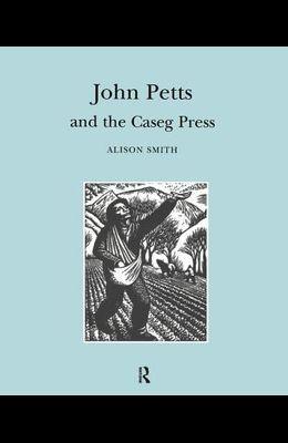 John Petts and the Caseg Press