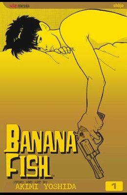 Banana Fish, Vol. 1, 1