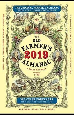 The Old Farmer's Almanac 2019, Trade Edition