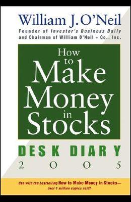 How to Make Money in Stocks Desk Diary