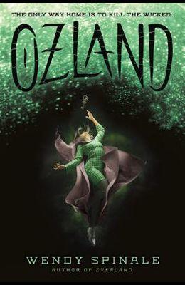 Ozland (Everland, Book 3), Volume 3
