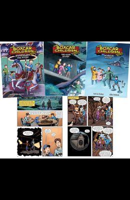 Boxcar Children Graphic Novels Set 2 (Set)