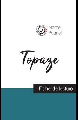 Topaze de Marcel Pagnol (fiche de lecture et analyse complète de l'oeuvre)