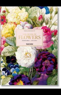 Redouté. Book of Flowers