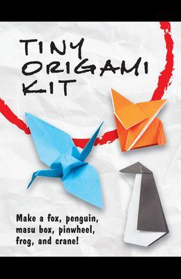 Tiny Origami Kit