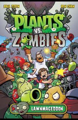 Plants vs. Zombies Volume 1: Lawnmageddon