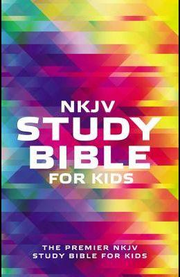 NKJV Study Bible for Kids: The Premier NKJV Study Bible for Kids