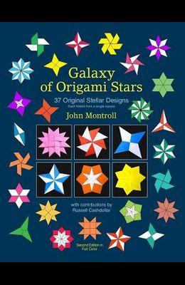 Galaxy of Origami Stars: 37 Original Stellar Designs