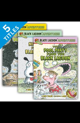 Black Lagoon Adventures Set 5 (Set)