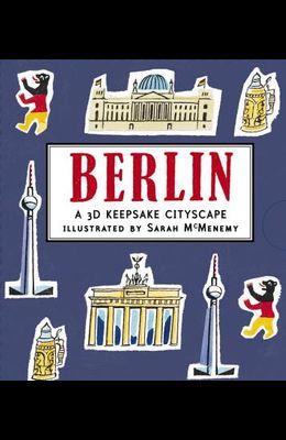 Berlin: A 3D Keepsake Cityscape