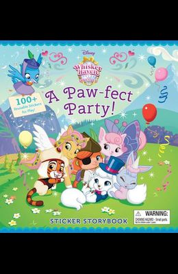 Whisker Haven Tales with the Palace Pets:: Sticker Storybook