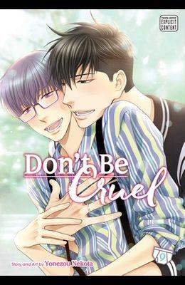 Don't Be Cruel, Vol. 9, 9