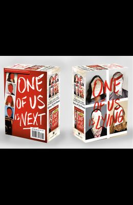 Karen M. McManus 2-Book Box Set: One of Us Is Lying and One of Us Is Next