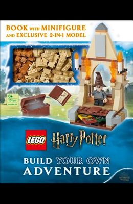 Lego Harry Potter Build Your Own Adventure: With Lego Harry Potter Minifigure and Exclusive Model [With Toy]