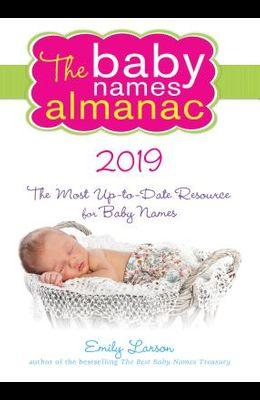 The 2019 Baby Names Almanac