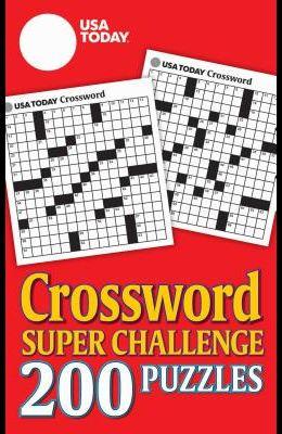 USA Today Crossword Super Challenge, 25: 200 Puzzles
