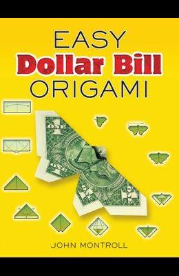 Easy Dollar Bill Origami