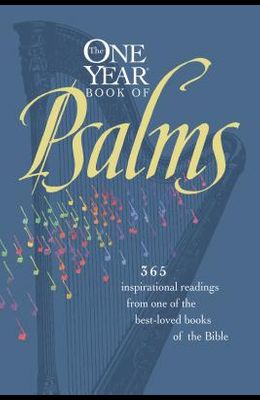 One Year Book of Psalms-Nlt