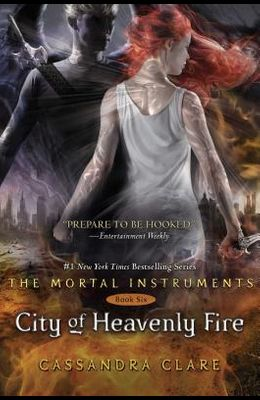 City of Heavenly Fire, Volume 6