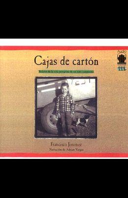 Cajas de Carton Lib/E: Relatos de la Vida Peregina de Un Nino Campesino