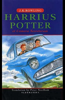 Harry Potter and the Chamber of Secrets =: Harry Potter Et Camera Secretorum