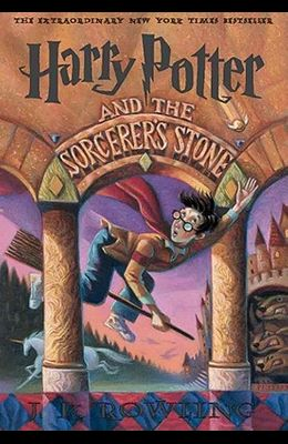 Harry Potter and the Sorcerer's Stone (Racksize Edition)