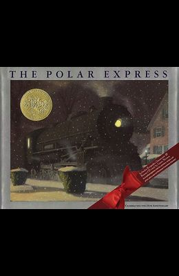 The Polar Express [With Cardboard Ornament]