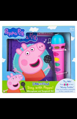 Peppa Pig: Sing with Peppa! [With Microphone]