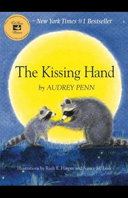 The Kissing Hand [With Stickers]
