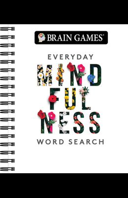 Brain Games - Everyday Mindfulness Word Search